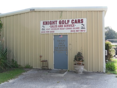 knight golf cart shop in charleston